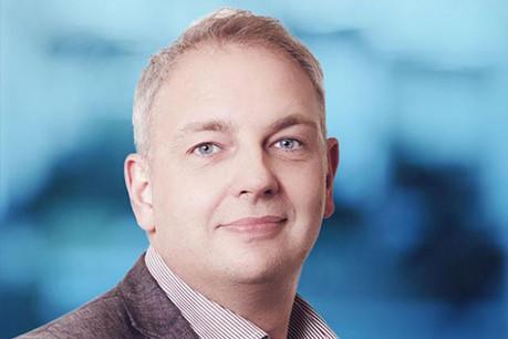 Neil Ward, un nouveau CEO pour la révolution digitale. (Photo: Kneip)