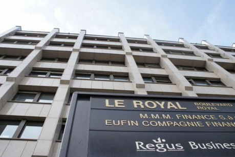 Le siège européen de Netflix, un business centre sur le boulevard royal (Photo: DR)