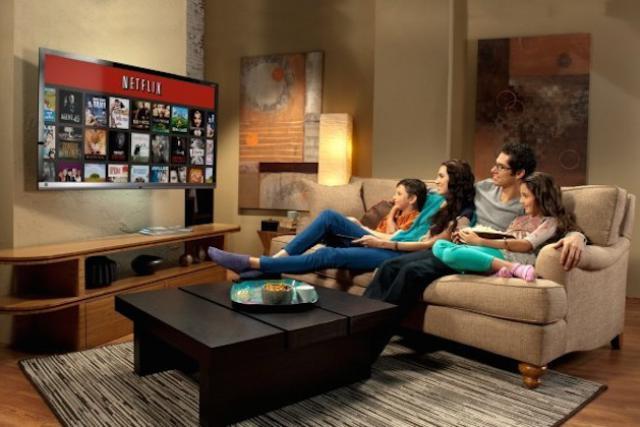 Netflix compte bien envahir les écrans du pays et le fait savoir. (Photo: Netflix)
