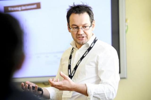 Marc Sniukas (Doujak Corporate Development) (Photo : Olivier Minaire)