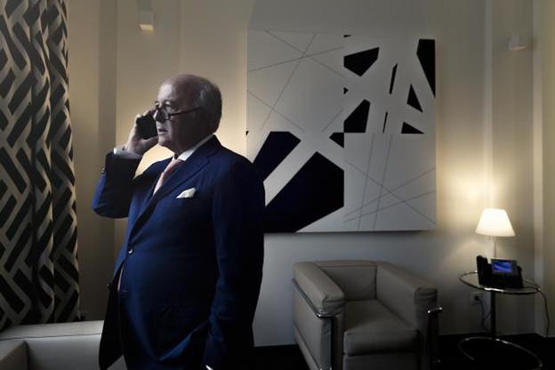 Norbert Becker est déjà membre des conseils d'administration de différentes organisations non financières. (Photo: Gaël Lesure / archives)