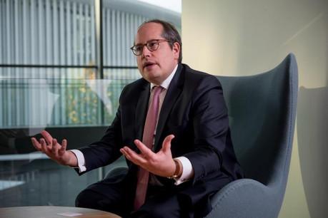 Romain Paserot, secrétaire général adjoint de l'Aica, pointe les nouveaux défis pour le secteur de l'assurance. (Photo: Nader Ghavami)