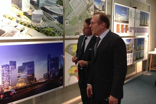 Bernardo Fort-Brescia, fondateur principal d'Arquitectonica: «Lorsque vous venez souvent dans une ville, vous y devenez attaché». (Photo: DR)