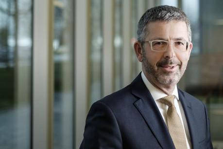 Serge de Cillia, le CEO de l'ABBL, estime que le secteur de la banque privée a bien résisté aux changements et peut repartir dans un esprit conquérant. (Photo: Julien Becker)