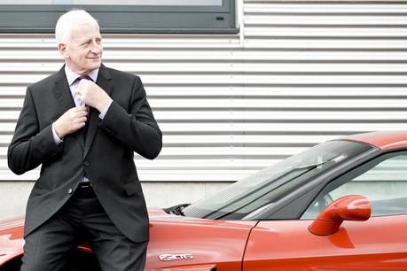Ed Goedert ne voit rien qui pourrait faire ralentir les ventes de voitures. (Photo: David Laurent / archives)