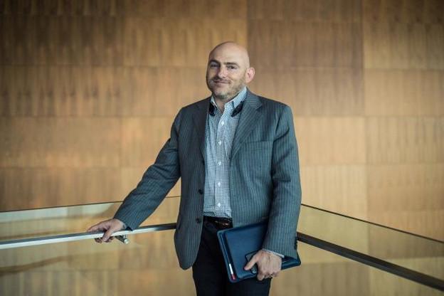 Peter Platzer, CEO de Spire Global, annonce que 20 postes seront ouverts dès le mois de janvier 2018 pour le siège luxembourgeois. (Photo: Mike Zenari)