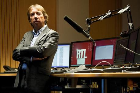 Alain Berwick,  CEO de RTL Luxembourg (Photo: David Laurent / archives)