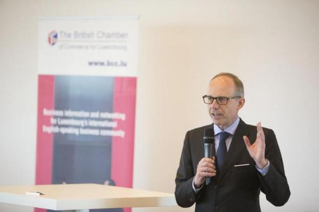 Pour Luc Frieden, «l'Europe est et doit rester une partie de l'ADN du Luxembourg». (Photo: Steve Eastwood / archives)