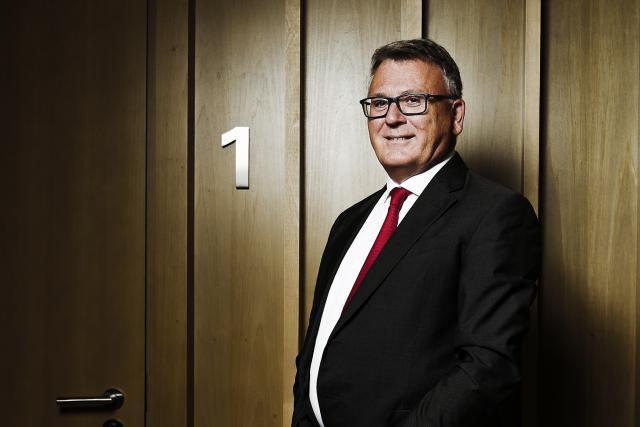 Nicolas Schmit: «Mieux vaut investir dans l'emploi que de financer le chômage.» (Photo: Gaël Lesure / archives)