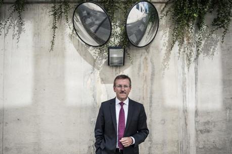 Dominique Roger, country manager pour ALD Automotive Luxembourg, pense pouvoir encore densifier le marché du leasing opérationnel au Luxembourg. (Photo: Mike Zenari)