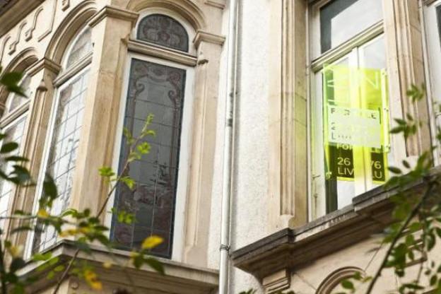 Les surfaces moyennes des biens proposés à la vente sont d'environ 89m2 pour les appartements.  (Photo : David Laurent / archives)
