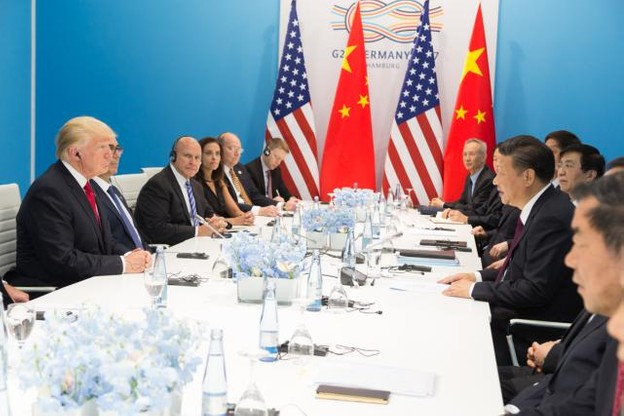 Le ton n'en finit plus de monter entre Donald Trump et Xi Jinping. (Photo: Licence C.C.)