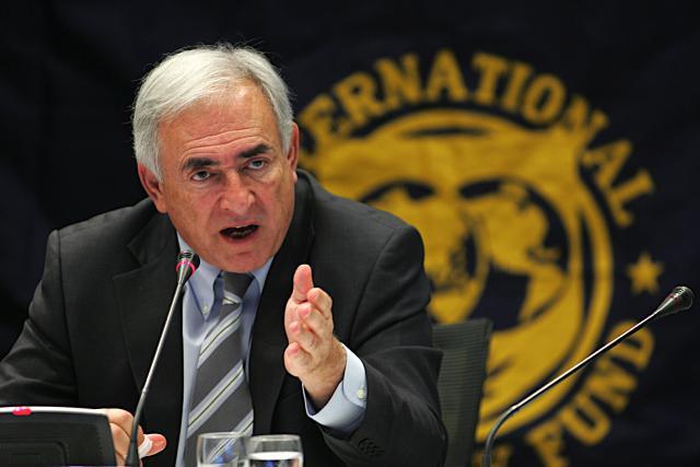 Dominique Strauss-Kahn, l'ancien président de LSK, assurait en novembre 2014 que les réunions du conseil d'administration n'avaient pas laissé transparaître de difficultés sérieuses de la société financière. (Photo: Licence CC)