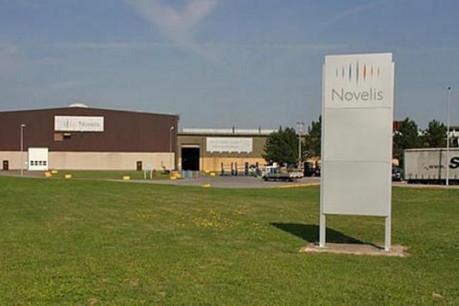 L'usine Novelis de Dudelange emploie 330 personnes environ. (Photo : jmo)