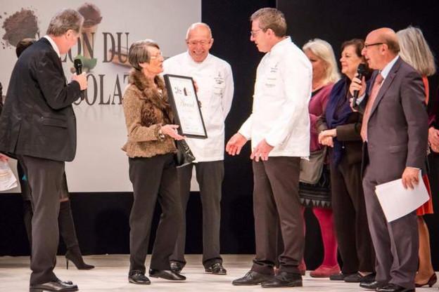 La maison luxembourgeoise a reçu un prix à Paris pour ses chocolats. (Photo: Oberweis)