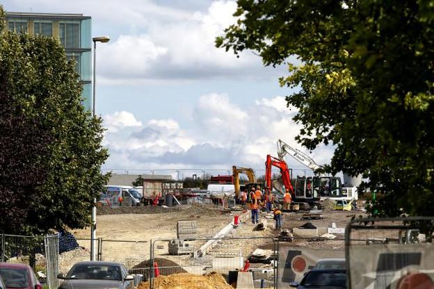 Olos Fund est de bien des projets, surtout sur le Ban de Gasperich. (Photo: Oliver Minaire)