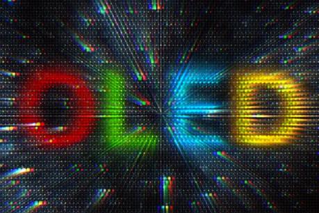 La technologie Oled (organic light-emitting diode), basée sur un mince tapis de diodes. (Photo: Fotolia/refresh(PIX))