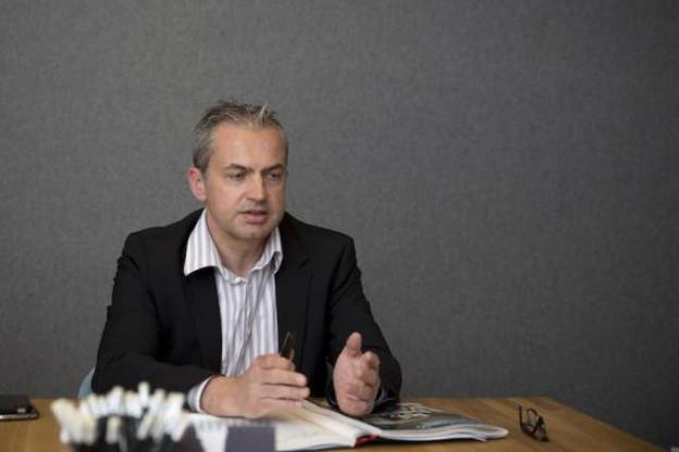 Werner De Laet: «Cela nous coûtera plus de 10 millions d'euros en termes de chiffre d'affaires.» (Photo: Maison Moderne Studio)