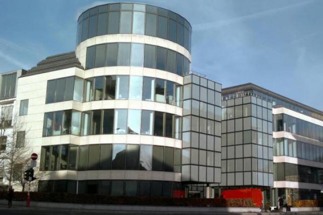Les bureaux d'Orangefield Luxembourg avenue Monterey accueilleront bientôt les 15 collaborateurs de TASL. (Photo : D.R.)