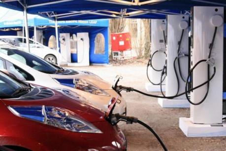 En Norvège, les bornes de rechargement ne cessent de se multiplier, mais à un rythme encore insuffisant par rapport à celui de la voiture électrique. (Photo: DR)