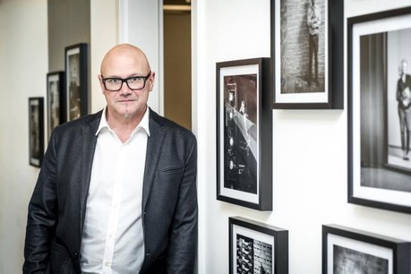 Père de quatre enfants, Oswald Schröder effectue une sorte de retour aux sources. (Photo: Maison Moderne Studio)