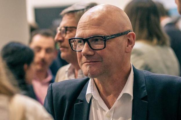 A 58 ans, Oswal Schröder dispose d'une expérience internationale dans la communication. (Photo: Maison moderne / archives)