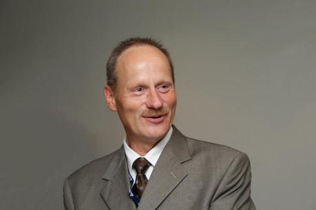 Helmuth Scholz deviendra le nouveau country manager de Panalpina. (Photo : Panalpina)