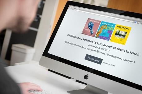 623 personnes ont participé au sondage le plus rapide de tous les temps sur Paperjam.lu (Photo: Maison Moderne)