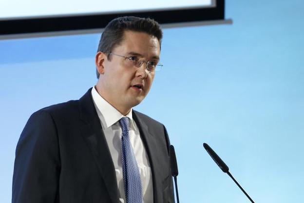 Yves Nosbusch, chief economist chez BGL BNP Paribas (Photo: Olivier Minaire)