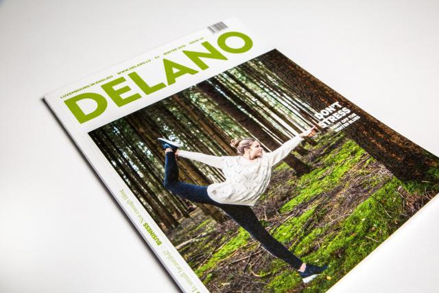 Ne laissez pas le blues hivernal vous atteindre. Delano vous donne ses bons conseils. (Photos: Maison Moderne Studio)