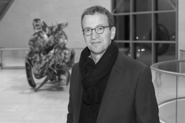 Laurent Loschetter, pas directeur intérimaire, mais impliqué dans la réorganisation du Mudam. (Photo: Christian Aschman)