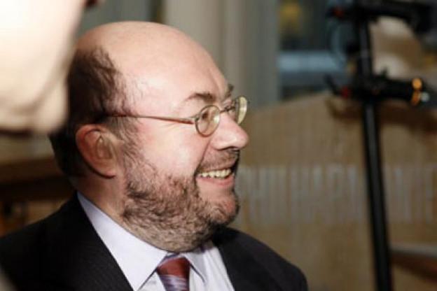 François Biltgen (Ministre des Communications) (Photo: Olivier Minaire/ archives)