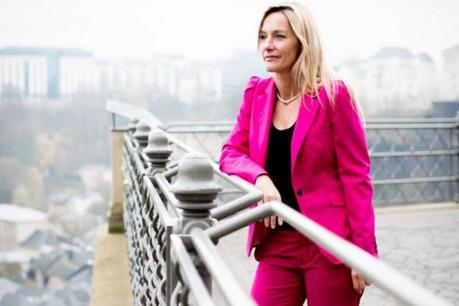 Cathy Giorgetti: «Le LCTO ne cherche pas à positionner Luxembourg comme une destination vouée au 'shopping de luxe'.» (Photo: Jessica Theis)