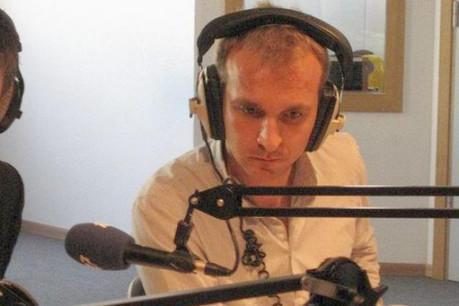Paul Konsbruck quitte la radio pour une autre passion: la politique. (Phot: DR)