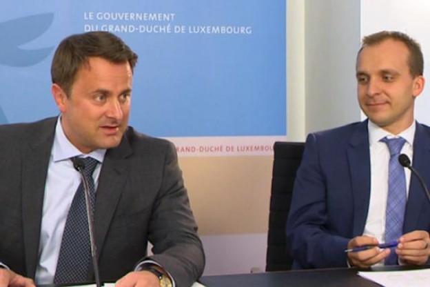 Paul Konsbruck, qui était jusqu'à présent conseiller en communication de Xavier Bettel, prend maintenant le poste de chef de cabinet. (Photo: SIP / Ministère d'État)