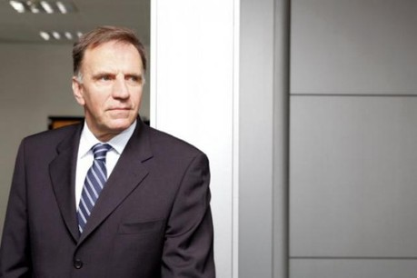 Marc Solvi est entré chez Paul Wurth en 1976 et en a été nommé directeur général en 1998. (Photo: Olivier Minaire / archives)