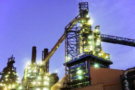 Paul Wurth, bien présent dans le monde sidérurgique, a notamment mis en œuvre des hauts fourneaux à Mexico. (Photo : Paul Wurth)