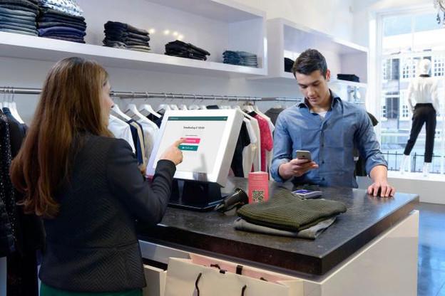 Payconiq et Digicash sont déjà présents dans plus de 45.000 commerces en Belgique et au Luxembourg. (Photo: Payconiq)