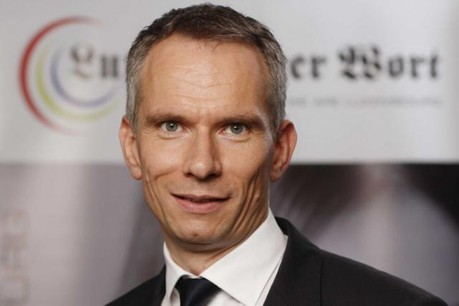 Jean-Lou Siweck, 42 ans, prendra ses fonctions en novembre. (Photo: Guy Wolff / Saint-Paul Luxembourg)