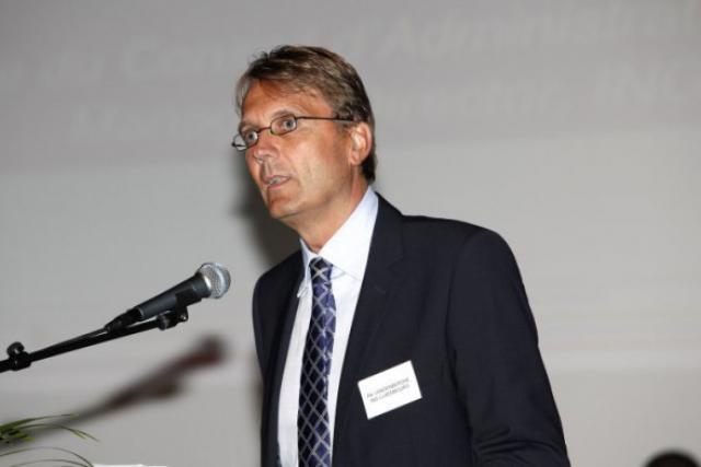 Rik Vandenberghe, CEO d'ING Luxembourg : « Les résidents retraités sont globalement satisfaits de leur niveau de vie » (Photo : Olivier Minaire / archives)