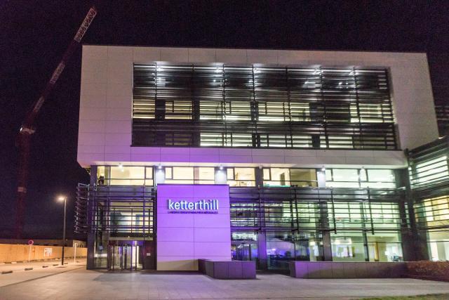 Le nouveau siège de Ketterthill à Belval où la police judiciaire a perquisitionné mardi dernier. (Photo: Nicolas Dohr/Ooznext)