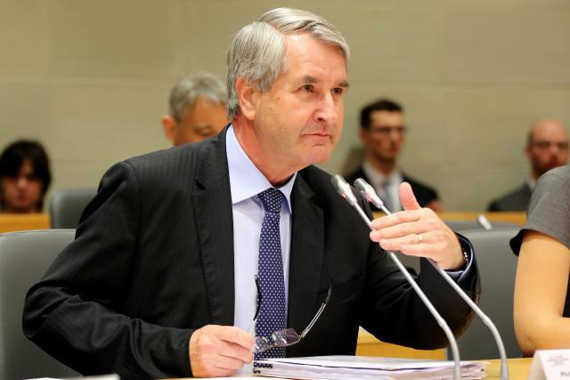 Philippe Richert s'est rallié à François Fillon après la défaite de Nicolas Sarkozy au premier tour de la primaire de la droite et du centre. (Photo: Région Grand Est)