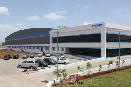 Le site de Pune en Inde est devenu un fer de lance de la stratégie «Healthcare» de Philips. Philips Newsroom