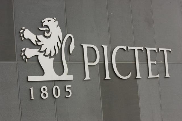 Actuellement, Pictet emploie 379 personnes sur les 10.000 mètres carrés de son site, situé au 15, avenue Kennedy. (Photo: Paperjam/DR)