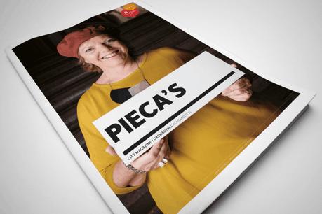 Le City Mag de novembre, c'est le magazine de Pieca, résidente luxembourgeoise d'origine brésilienne. (Photos: Maison Moderne Studio)