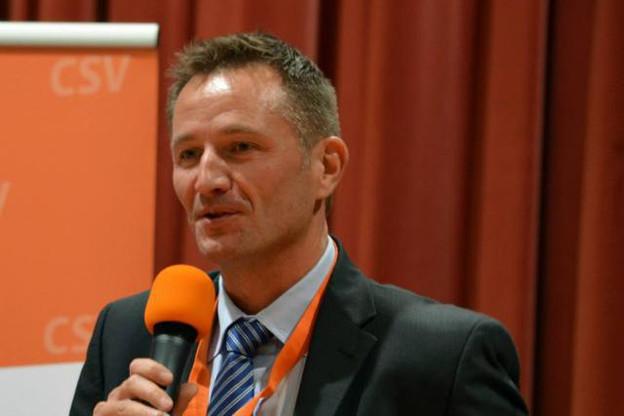 Pierre Barthelmé accède à la présidence du Conseil de la concurrence. (Photo: CSV/Facebook/Archives)
