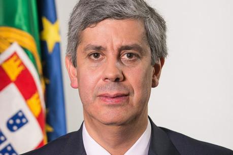 Mario Centeno, illustre inconnu à Bruxelles, succède à Jeroen Dijsselbloem à la tête de l'Eurogroupe. Il entrera en fonction le 13 janvier prochain. (Photo: Licence C.C.)