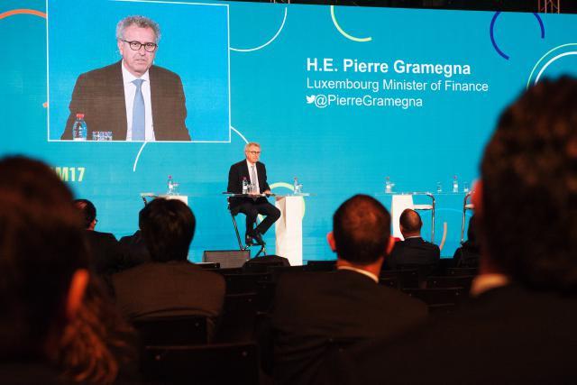 Pierre Gramegna estime qu'on a exagéré la portée réelle du Brexit. (Photo: Lala La Photo)