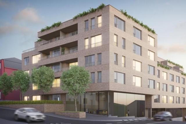 Les appartements seront de classe énergétique AAA. (Illustration: architecture + aménagement)