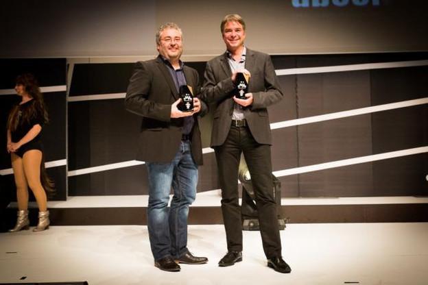 Lors de la 3e édition des Media Awards, le film «The Legend», signé Nvision pour Sources Rosport, avait à la fois récolté les louanges du jury et du public. (Photo: Maison moderne / archives)